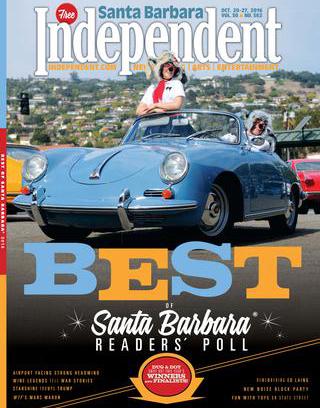 Best of Santa Barbara 2016
