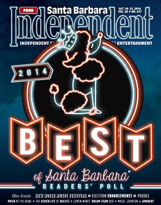 Best of Santa Barbara 2014